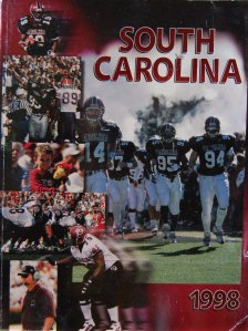 1998 Gamecock Media Guide