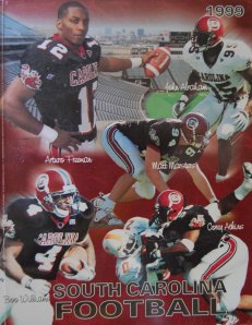 1999 Gamecock Media Guide