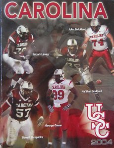 2004 Gamecock Football Media Guide