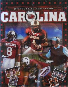 2006 Gamecock Football Media Guide