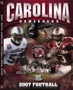 2007 Gamecock Football Media Guide