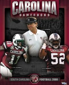 2008 Gamecock Football Media Guide