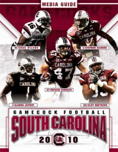 2010 Gamecock Football Media Guide