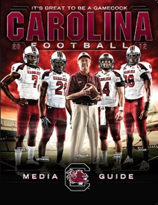 2012 Gamecock Football Media Guide