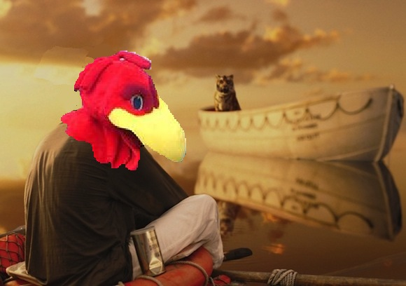 Everything You Need to Know About the SEC East Race in One Bad Life of Pi Photoshop