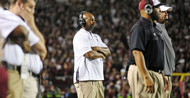 What now coach? (Photo courtesy of thebigspur.com)
